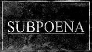 Colorado Criminal Law - Have I Been Properly Served With This Criminal Subpoena? A Comprehensive Guide