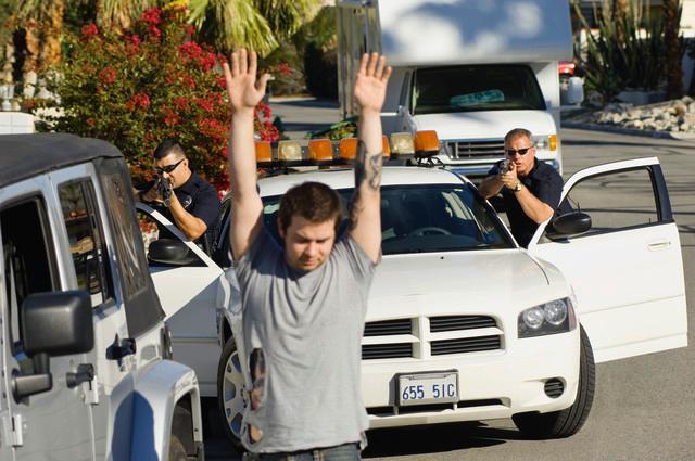 Colorado Police Arrest Powers For Minor Traffic Violations