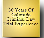 H. Michael Steinberg Colorado Criminal Defense Attorney